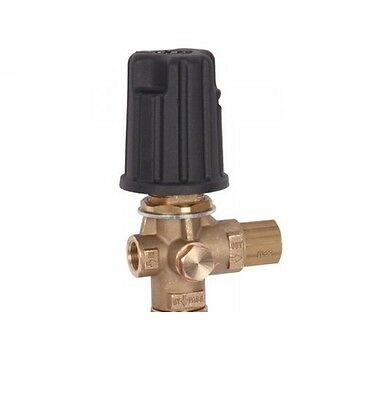 Pressure Washer VB9 Unloader Valve PA Type Fixed Bypass Petrol Diesel Switch Cap