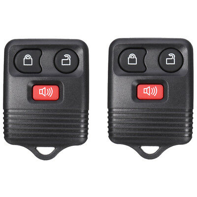 2X Keyless Entry Replacement Key Remote Fob Clicker Transmitter Control Ala L2M1