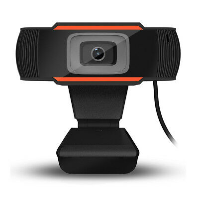 USB 2.0 PC Camera Video Record HD Webcam Web Camera with MIC for Computer E4O7