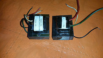 Output Transformer single  ended  5K -8 ohm  classe A per el84 ecl86