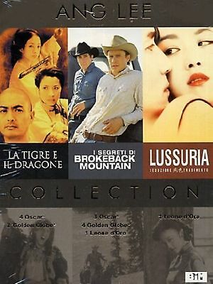 Ang Lee Collection Cofanetto 3 Dvd Nuovo Sigillato