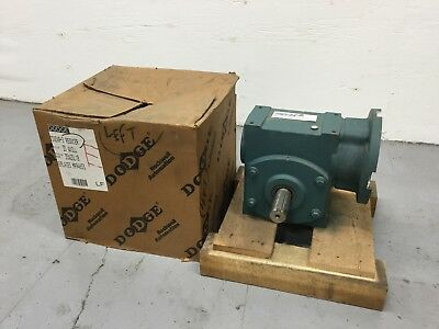 Dodge Tigear Size 35 Right Angle Gear Drive 20:1 Ratio Speed Reducer NIB