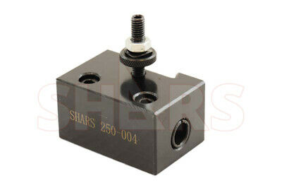 Shars Oxa #4 Knurling Turning & Facing Holder Cnc Lathe Tool Type 250-004 New