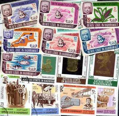 Hadramaout 100 timbres différents