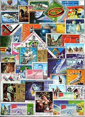 Yemen 400 timbres différents