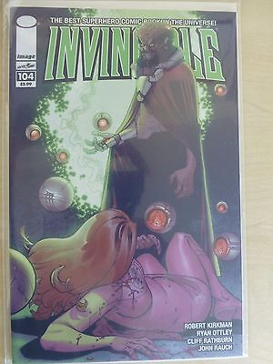 Invincible Issue 104 - 2013 Kirkman, Ottley
