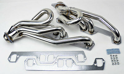 Dodge Ram 1500 2500 3500 Durango Dakota 5.2L 5.9L Stainless Exhaust Headers