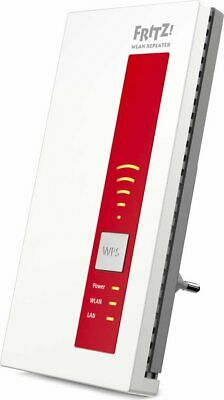 Ripetitore Wifi Range Extender AVM DUAL Band AC750 WLAN Repeater 1750E