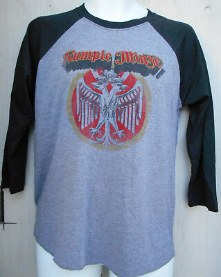 Rumple Minze Raglan T-shirt