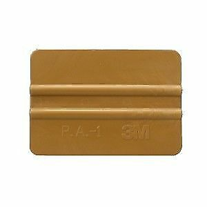 3M 71602 Hand Applicator PA1-G Gold Squeegee