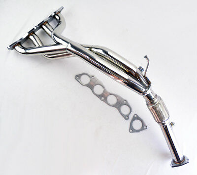 Long Tube Stainless Race Exhaust Manifold Header For Honda Civic Si 2006-2011