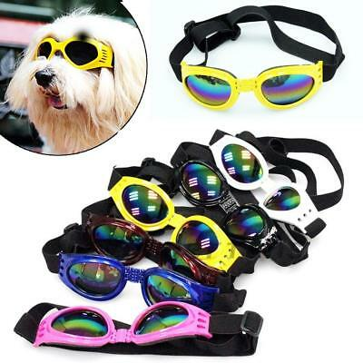 Pet  Supplies Dog Sunglasses Sun Glasses UV Protection Eye Wear Protection NEW