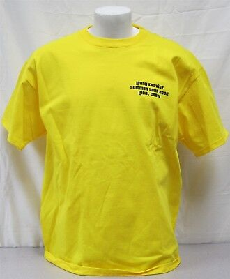 Lenny Kravitz official crew shirt 2002 Tour never worn NEW XL roadie stage