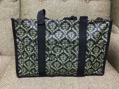 Zip Top Waterproof Organizing Utility Tote Lots of Space For your Accessories