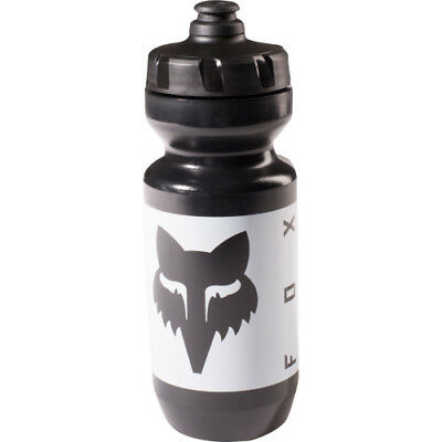 Fox Mtb Purist Connector Unisex Accessory Water Bottle - Black White One Size
