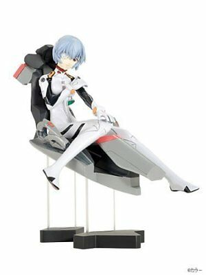 Moecore PLUS No 17 Evangelion New Theatrical Version: Ayanami Rei 1/7 Completed