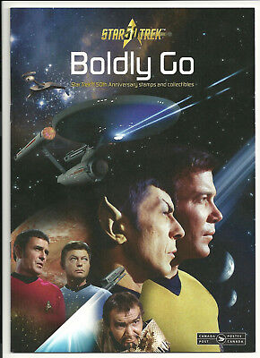 Boldly Go / Details Magazine / Star Trek Collectible
