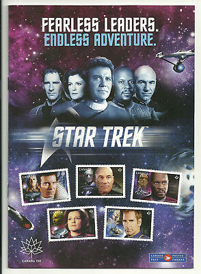 Fearless Leaders - Star Trek Magazine / Details Magazine / Star Trek Collectible