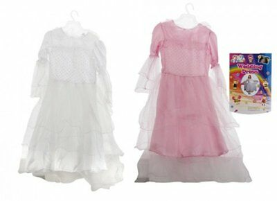 Girl's Party Fun Wedding Dress Style Dressup