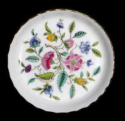 Vintage Minton Haddon Hall pin dish in lovely condition with no chips or cracks