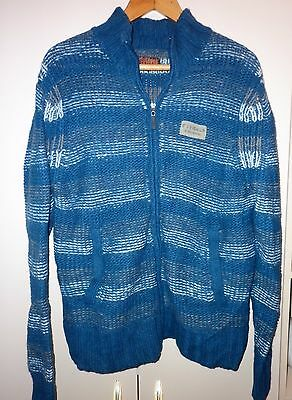 Vintage Chevignon Knit Cardi/ Jacket Size Xlarge  Excellent Condition