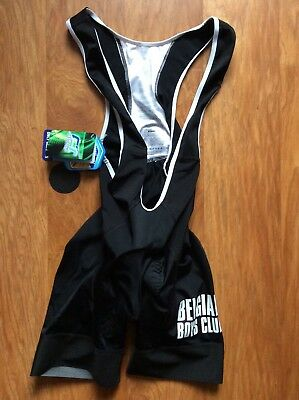 Belgian Boys Club Bib Shorts