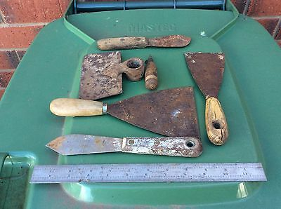 Old Lot Of Tools