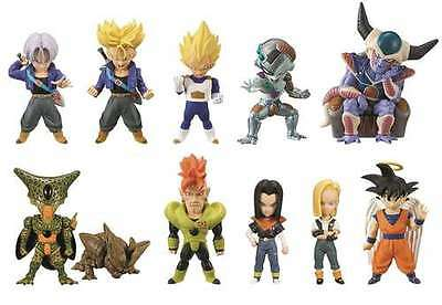 Asia Limited Banpresto Dragon Ball Z World Collectable Figure WCF Cell Saga