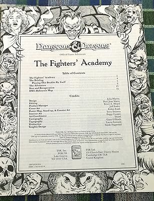 Dungeons & Dragons Fighters' Academy