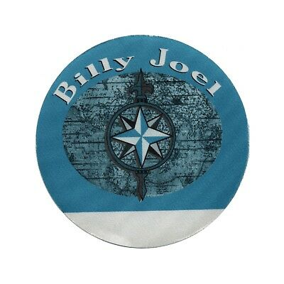 Billy Joel authentic Guest 1989 tour Backstage Pass