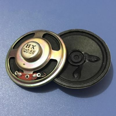 1/3/5/7/9Pcs Diameter 57mm Small Loud Speaker 0.5W,8 Ohm For Phonetic Alarm