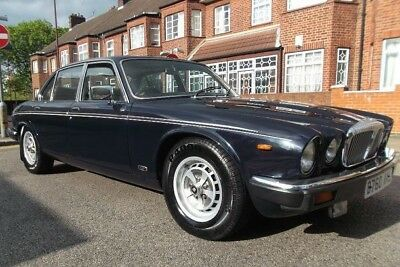 1984 DAIMLER DOUBLE SIX V12 AUTO 5343cc 313BHP BLUE 1 OWNER IMMACULATE CONDITION