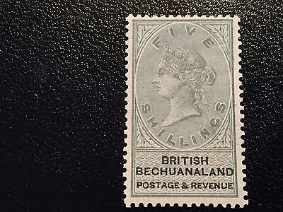 Bechuanaland Scott 19 SG 18 Mint lighly hinged, expert mark