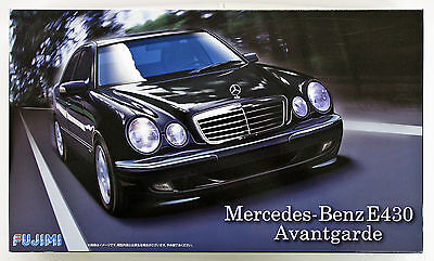 Fujimi RS-74 Mercedes-Benz E430 Avantgarde 1/24 Scale kit 126470