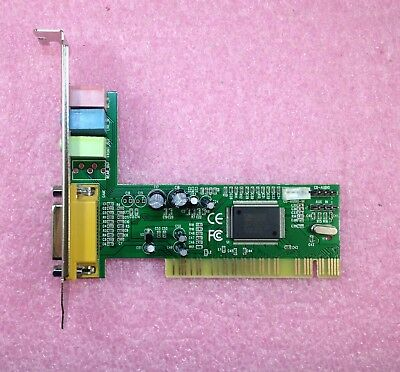 CMI8738 PCI SX SOUND CARD WINDOWS 7 64BIT DRIVER