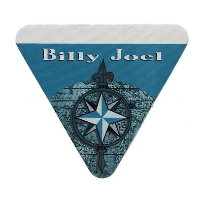 Billy Joel authentic VIP 1989 tour Backstage Pass