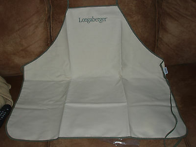Longaberger Apron New in package