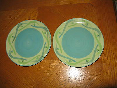 4 Salad Plates PROVENCE by Gail Pittman
