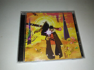 Final Fantasy Unlimited Music Adventure Verse 1 Soundtrack CD