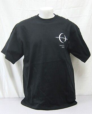A Perfect Circle Official local Crew Shirt 2003 tour XL TOOL roadie NEVER WORN