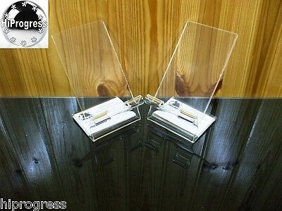 Trade show Universal Smartphone Holder Stand Display for Business Card Promotion