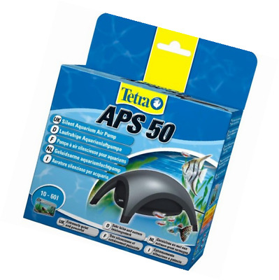 TETRA APS 50 - Pompe à Air pour Aquarium de 10 à 60L