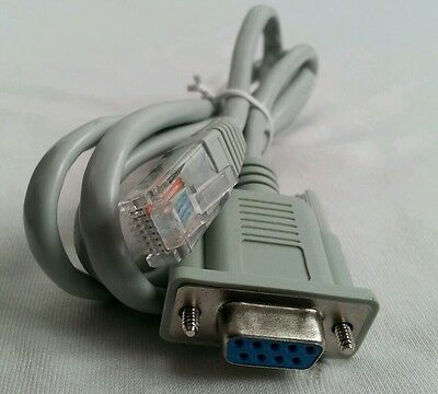 Cable DB-9 a RJ45