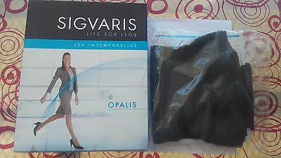 Sigvaris Opalis Bas Auto-Fixant Taille X Small/normal Couleur Fume
