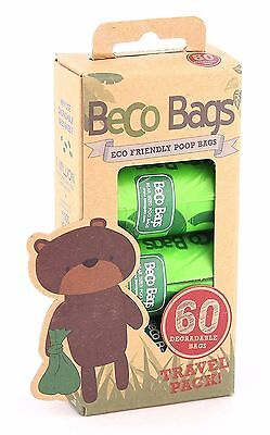 Dog Waste Poo Bags Refill Beco Bags Eco Friendly Beco Things Dogs Biodegradable