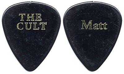 The Cult Matt Sorum authentic 2001 Beyond Good And Evil tour band Guitar Pick