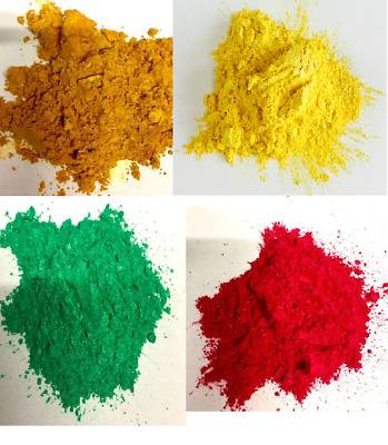 RESIN4ART 4 Metallic Colour Pigments: Intenso Collection [20g each]