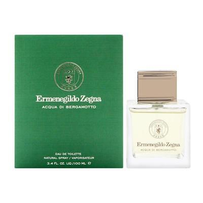 Ermenegildo Zegna Acqua di Bergamotto EDT uomo 100 ml | cod. D030237 IT