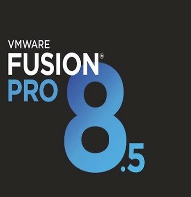 Vmware Fusion Pro 8.5 BUY ONE GET ONE FREE