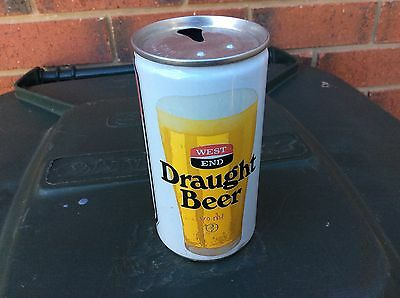 Vintage Westend Draught Beer Can The Americas Cup Challenge 1980 Can